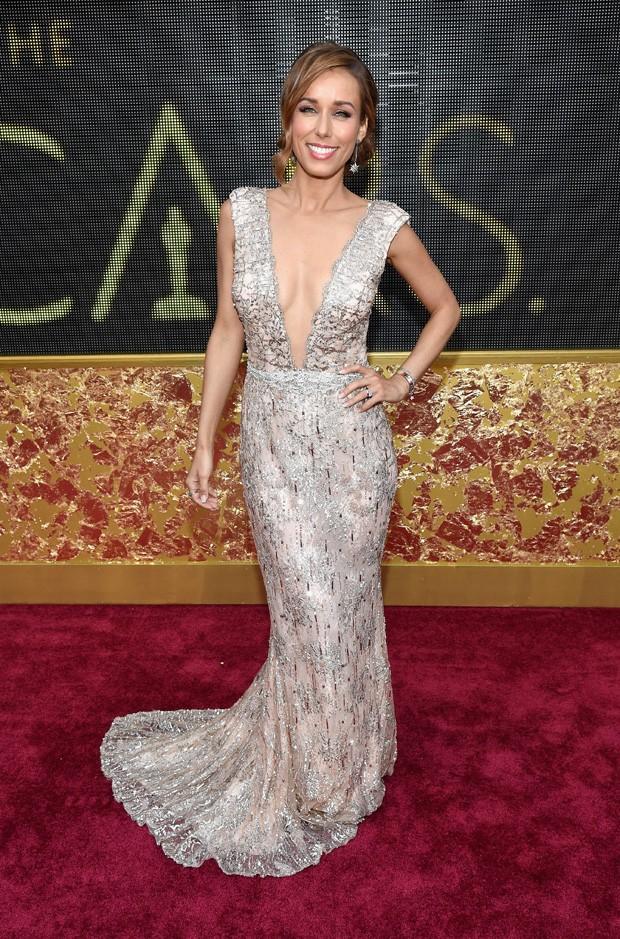 Oscar 2016 - Vestidos prata (Foto: Getty Images)