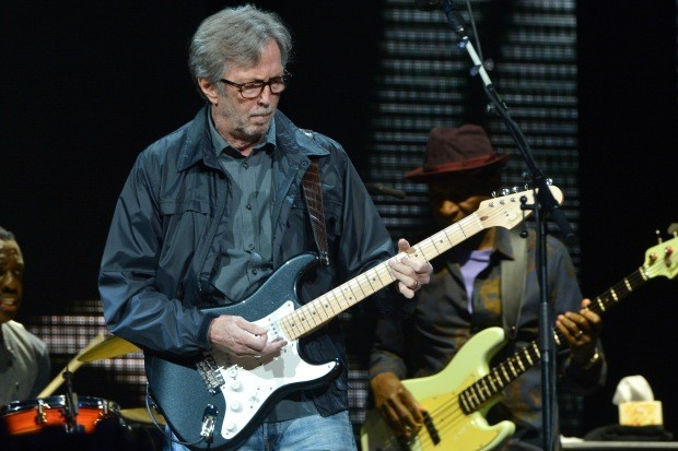 Eric Clapton (Foto:  Larry Busacca/Getty Images)