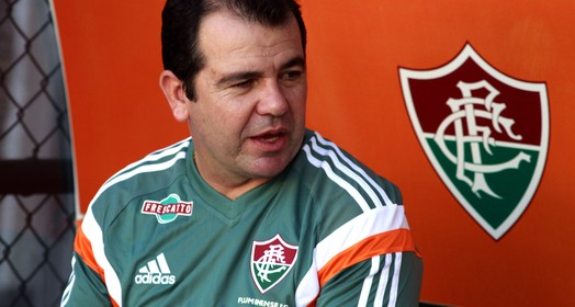 retorno (Nelson Perez / Fluminense F.C.)