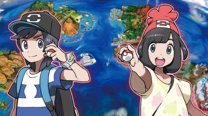 Melhores jogos de RPG de 2016: Pokémon Sun e Moon (Foto: Divulgação/Nintendo)