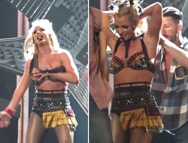 A cantora Britney Spears (Foto: Reprodução)