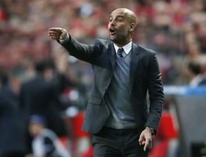 Pep Guardiola Benfica Bayern