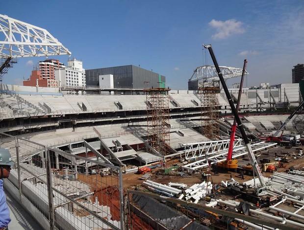 Arena Palestra Arena Palmeiras (Foto: Flavio Canuto)