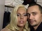James Franco curte festa com Lady Gaga em Nova York