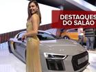 VÍDEO: veja os destaques do 1º dia do Salão do Automóvel 2016