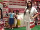 Marca de brinquedos cria 'mini maternidade' para bonecas