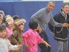 Obama segue para áreas remotas do Alasca em último dia de viagem