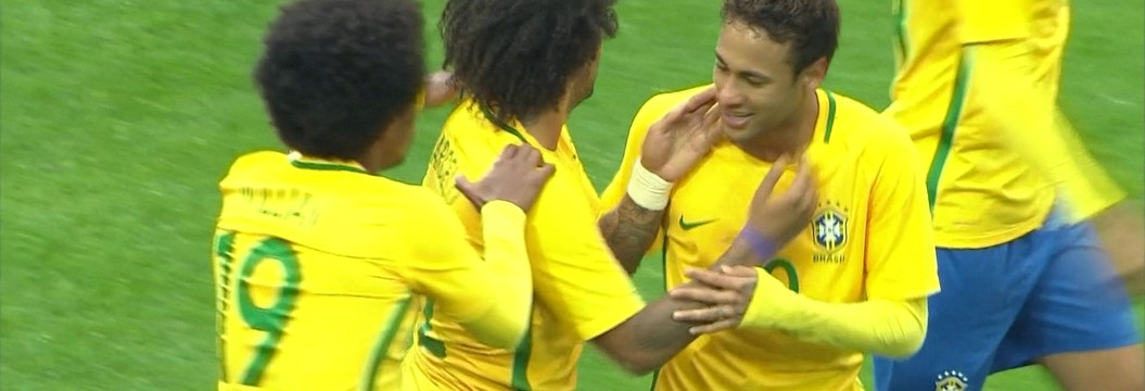 2bc17c4ffc Confira os gols da vitória da seleção brasileira sobre o Japão
