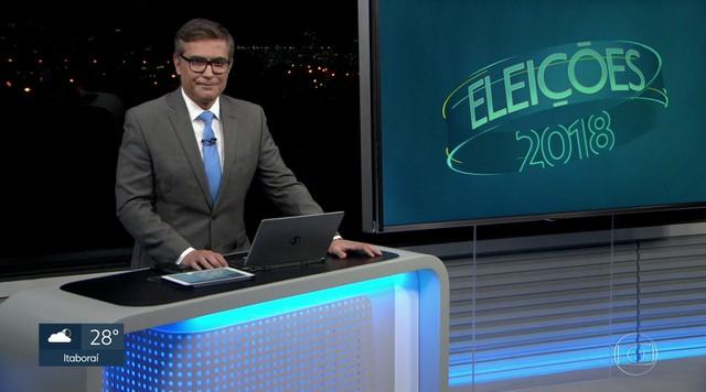 Confira como foi o dia de campanha de candidatos ao governo do RJ