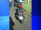 Motociclista morre após bater na traseira de carro em rodovia