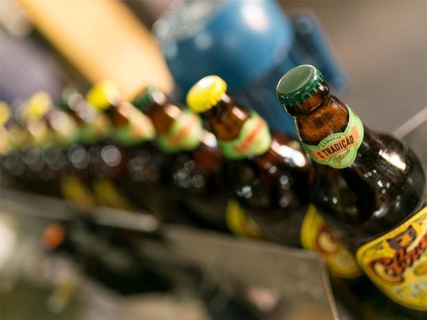 Ambev compra cervejaria artesanal paulista Colorado (Foto: Rogério Volgarine)