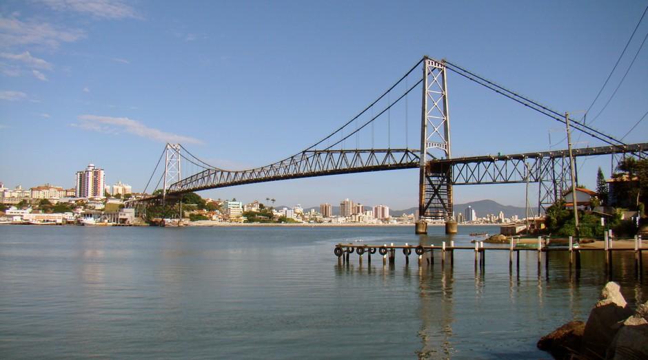 2 - Florianópolis: segunda colocada com 8,36 (Foto: Reprodução/Mediacommons)