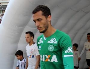 Neto Chapecoense (Foto: Cleberson Silva/Chapecoense)