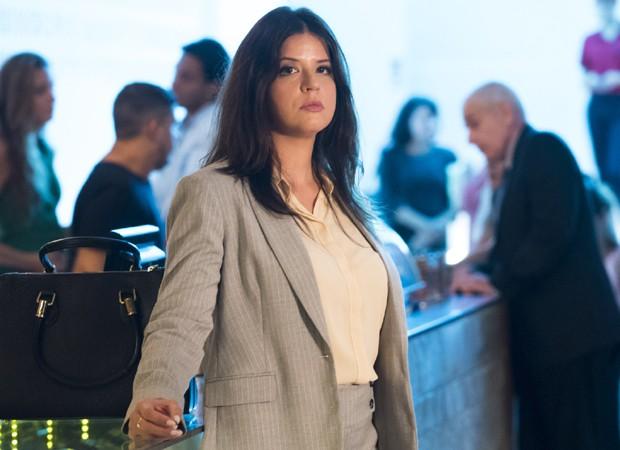A vilã Maria Pia, papel de Mariana Xavier (Foto: Divulgação/TV Globo)