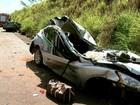 Colisão em rodovia de Serrana, SP, mata mulher e deixa jovem ferido