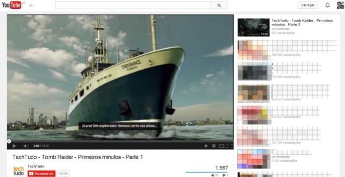 Dica permite baixar vídeos do YouTube sem baixar outros programas (Foto: Reprodução/YouTube)