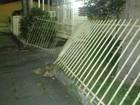 Bandidos explodem caixa e atiram em delegacia e posto da PM na Mata Sul
