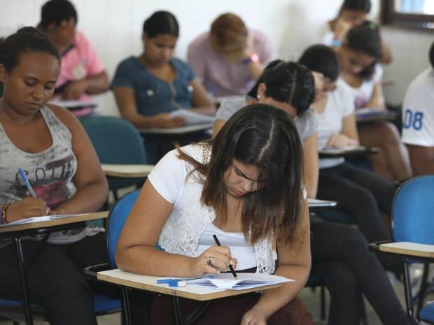 Prova Uepa Universidade Estado Pará Prosel Prise (Foto: Antonio Silva/O Liberal)