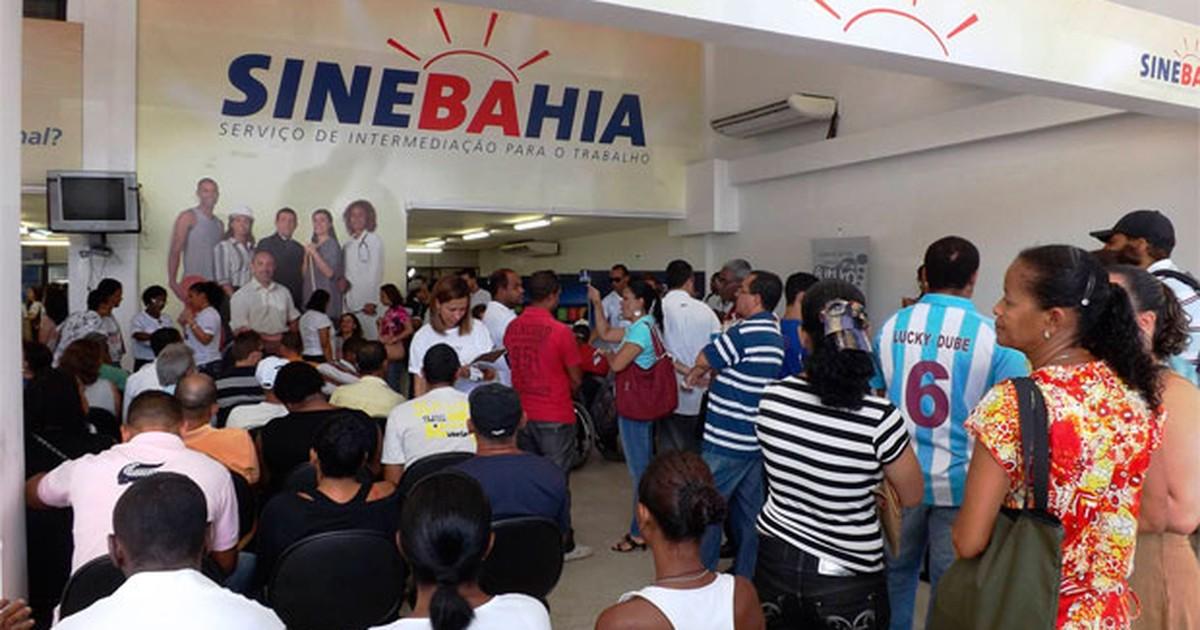 Confira as vagas do SineBahia para esta quinta-feira (29) em Salvador | Globo G1