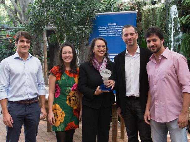 6º prêmio sebrae de jornalismo: ação é vencedor da edição paulista (Foto: Divulgação)