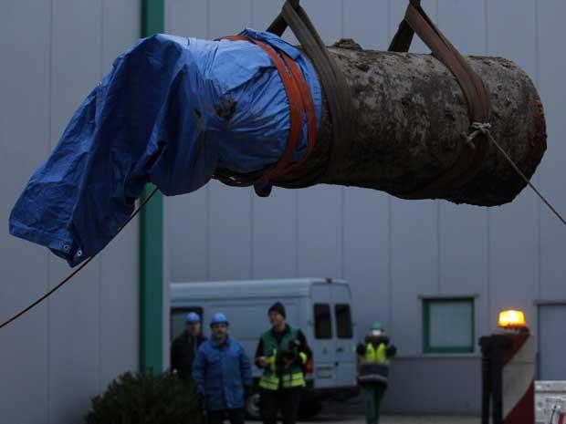 Bomba (Foto: Ina Fassbender/Reuters)