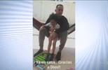 Guerra publica vídeo e mostra que seu filho já está recuperado, após afogamento