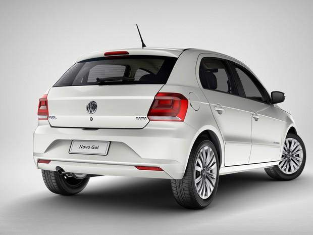 Volkswagen Gol 2017 Comfortline (Foto: Divulgação)