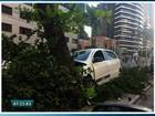 Dois acidentes graves em Fortaleza são registrados no início do feriado
