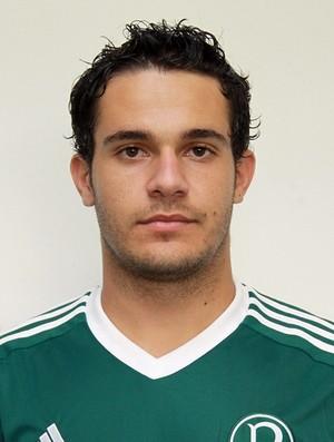 Bryan atuou no Palmeiras B (Foto: Divulgação/Palmeiras)