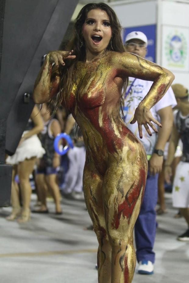 Marcele Pires (Foto: Daniel Pinheiro/AgNews )