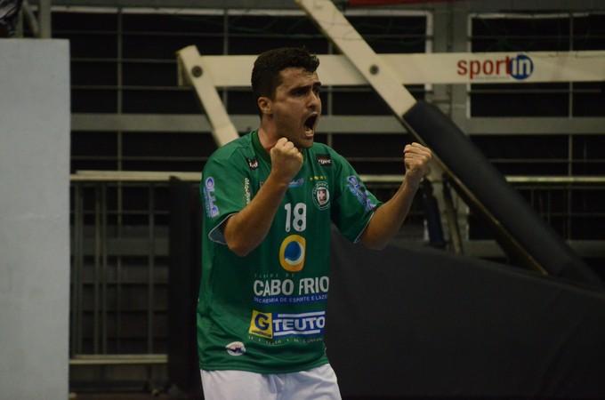 ADDP/Cabo Frio x Botafogo final do carioca (Foto: Léo Borges/FutsalRio)