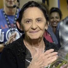 Laura Cardoso se emociona com repercussão de Dorotéia (Gabriela / TV Globo)