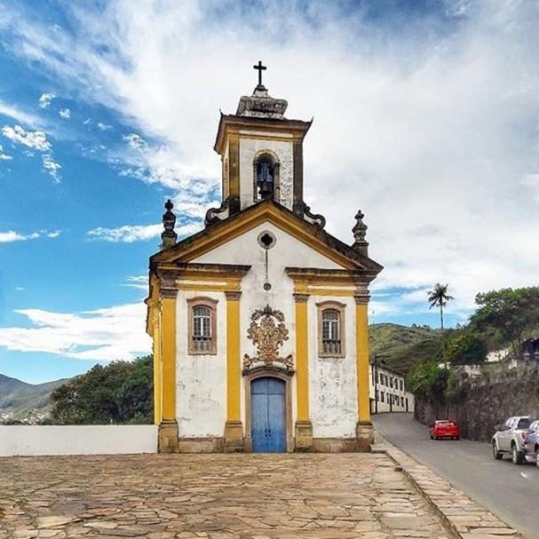 Ouro Preto (Foto: Instagram/Reprodução)