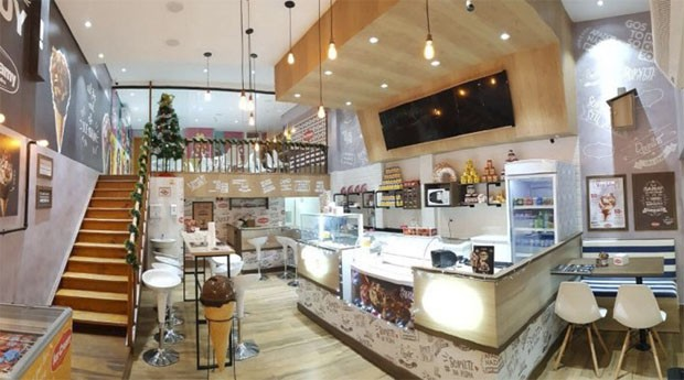Ice Creamy Sorvetes melhorou processos para inovar (Foto: Germano Luders)
