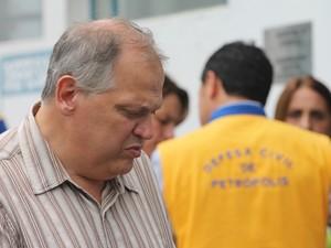 Bomtempo confirmou que o recurso emergencial ainda não chegou (Foto: Felipe Carvalho/G1)