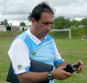 Luís dos Reis, técnico do Marília, Paulistão 2015 (Foto: Divulgação / Marília AC)