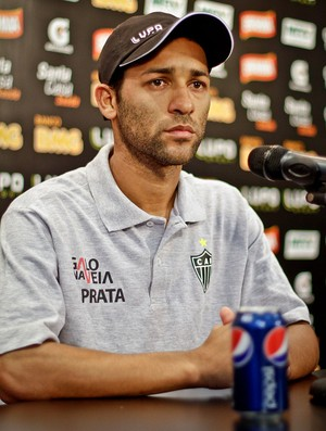 Pierre atlético-mg treino (Foto: Bruno Cantini / Flickr do Atlético-MG)