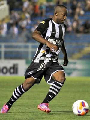 Wescley, meia do Ceará  (Foto: Divulgação/Cearasc.com)