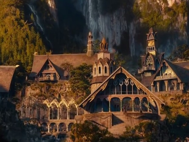 Filme mostra as aventuras de Bilbo, o Hobbit que enfrenta uma jornada para retomar o reino dos anões (Foto: Reprodução / TV TEM)