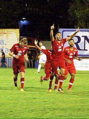Atacante Bruno Henrique do Uberaba Sport (Foto: Bruno Sousa/Arquivo Pessoal)