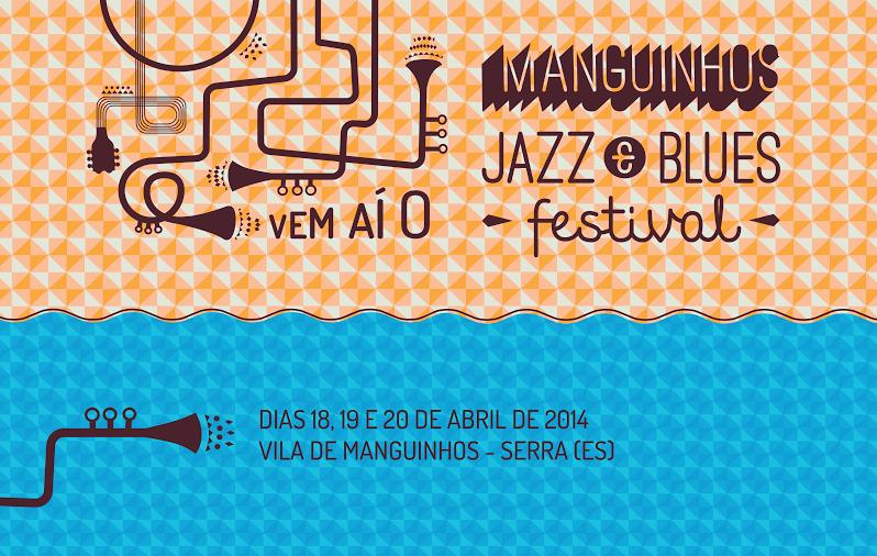 Manguinhos Jazz e Blues Festival 2014 (Foto: Divulgação)