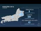 Veja dados sobre as candidaturas a prefeito e vereador no interior do Rio