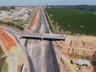 Grupo bloqueia rodovia no dia de inauguração de trecho duplicado