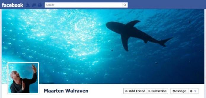 Usuário criou um cenário que ilustra perigo com o Tubarão (Foto: Reprodução/Hongkiat)