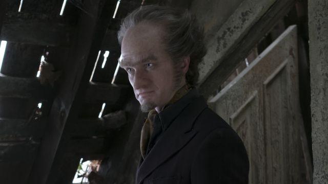 Neil Patrick Harris como Conde Olaf em 'Desventuras em Série' (Foto: Divulgação )