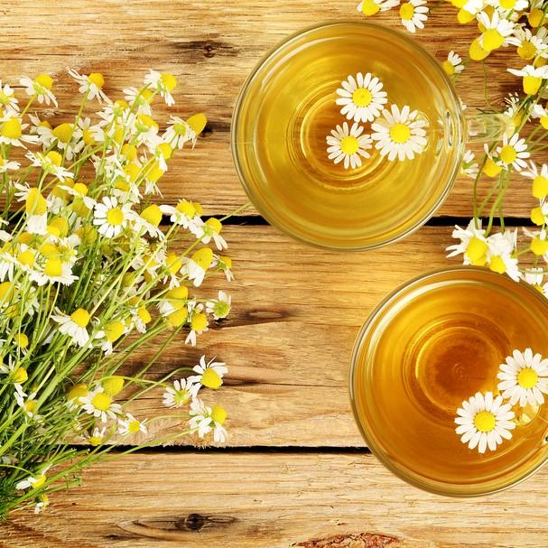 Chá de camomila (Foto: Thinkstock)