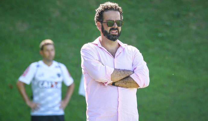 Daniel Nepomuceno; Atlético-MG (Foto: Bruno Cantini/CAM)