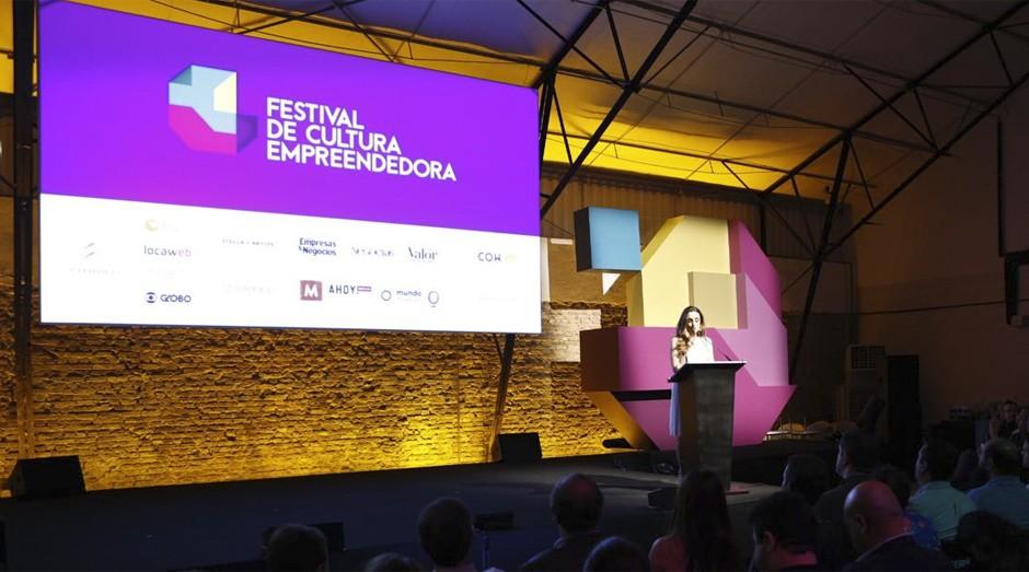 Abertura do Festival de Cultura Empreendedora (Foto: Ricardo Cardoso)