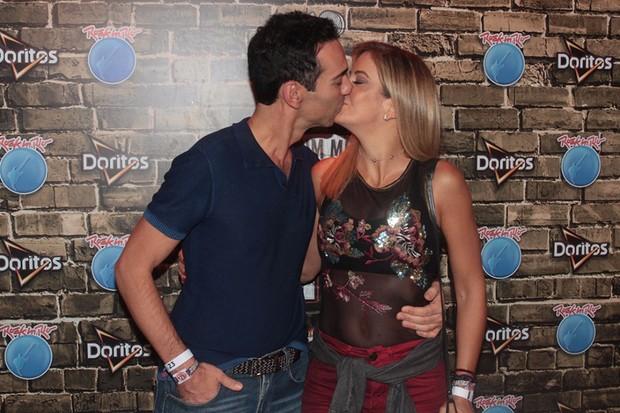 Cesar Tralli e Ticiane Pinheiro (Foto: Sergio Gallo/ Ed. Globo)