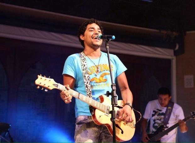 Ministério Convicção trouxe o rock' n roll para o Novas Promessas (Foto: Roberto Gilliard)